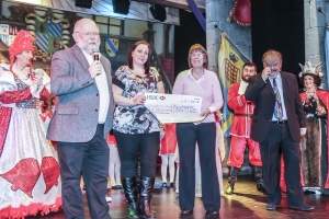 Blackfriars Pantomime Raises Money for Children's Ward at Pilgrim