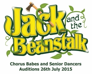 **Audition Notice** Chorus Babes and Senior Dancers required for Blackfriars 2015 Pantomime