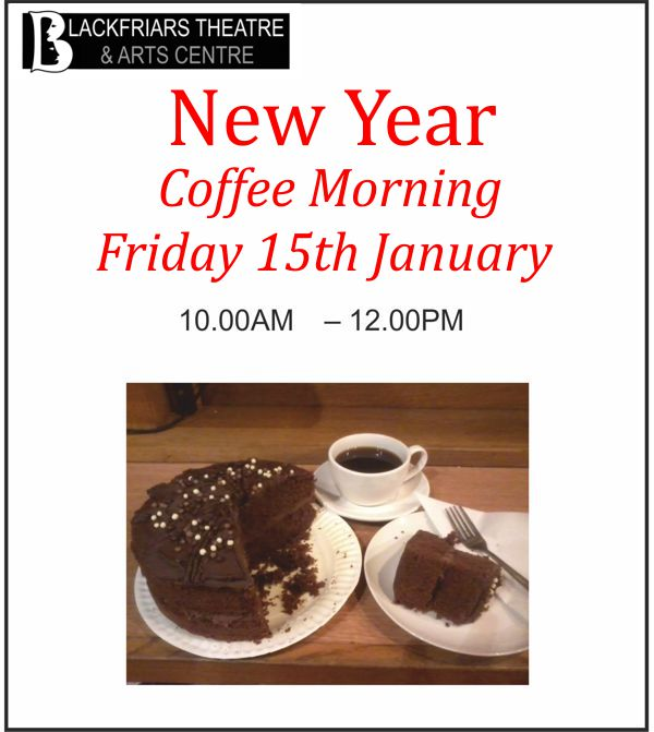New Year Coffee Morning - 15th January