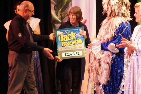 Jack and the Beanstalk Raises Thousands for Charity