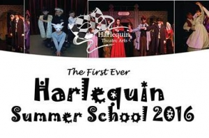 Harlequin Theatre Academy Summer School 2016