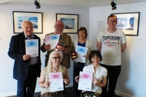 Congratulations to our local amateur groups - NODA award prizes