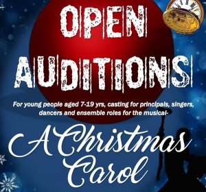 Blackfriars Theatre Academy - Auditions