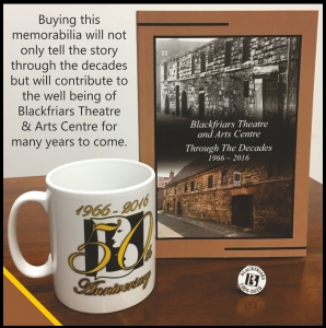 Blackfriars Memorabilia ON SALE NOW!