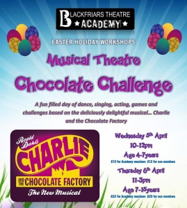 Easter Holidays Musical Theatre Challenge