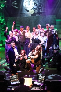 Review of BOS Musical Theatre Groups production - Into the Woods