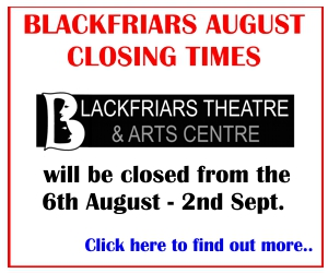 Blackfriars August Refurbishment Shutdown