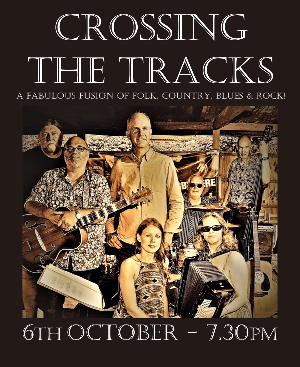 Official Launch - Crossing the Tracks CD