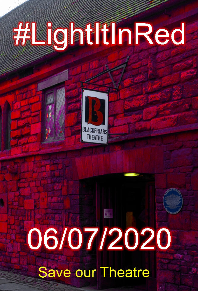 Light It In Red - Monday 6th July 2020