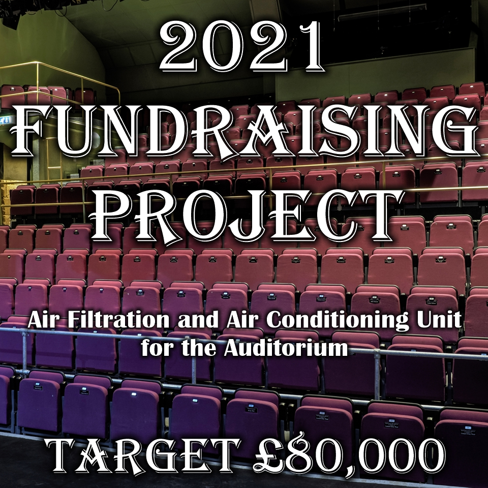 Blackfriars Theatre 2021 Fundraising Project