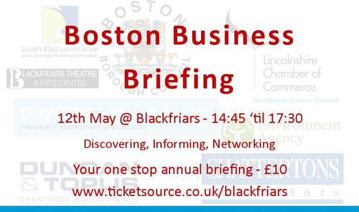 Boston Business Briefing