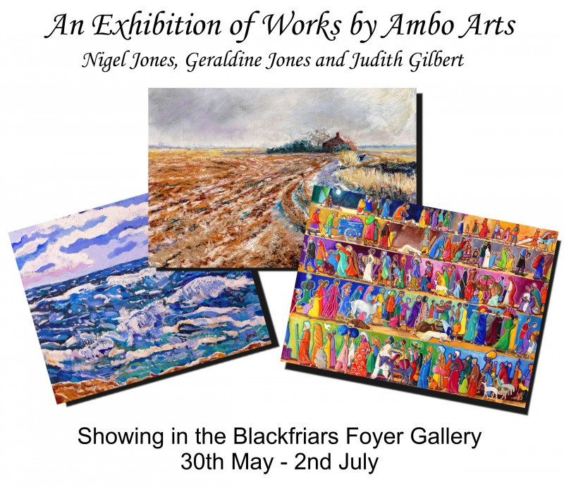 An Exhibition of Works by Ambo Arts