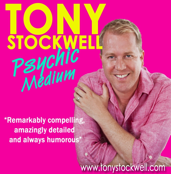 An Evening of Mediumship with TV Psychic Tony Stockwell 2016