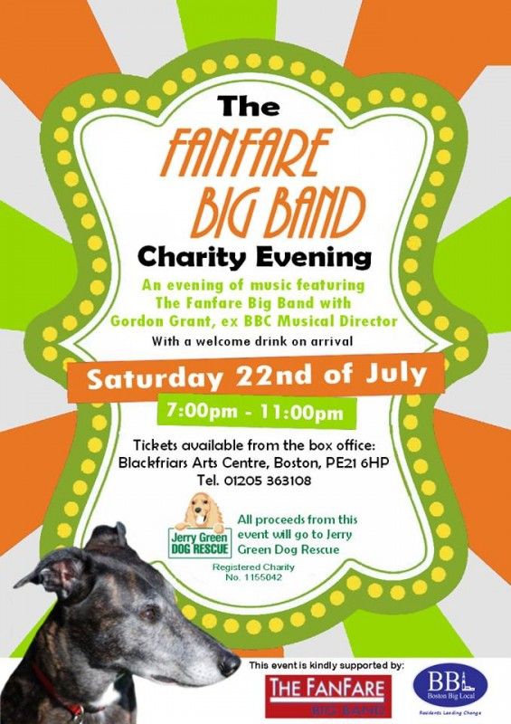 Fanfare Big Band Event