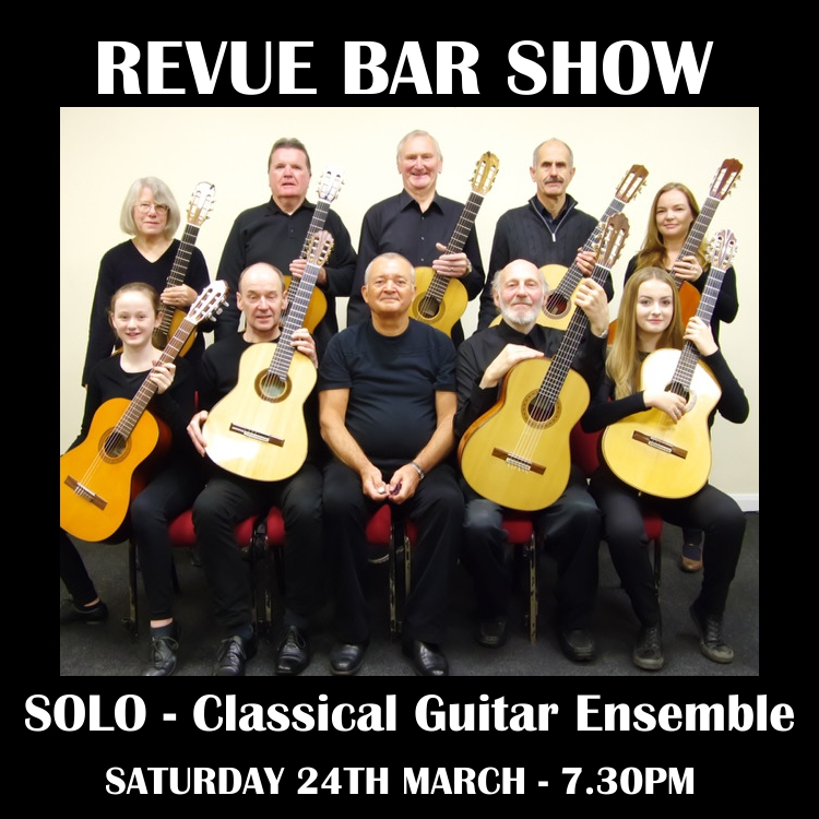 SOLO Classical Guitar Ensemble of South Lincs
