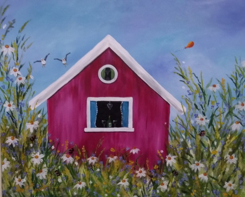 An Exhibition of works by Debbie Mitchell