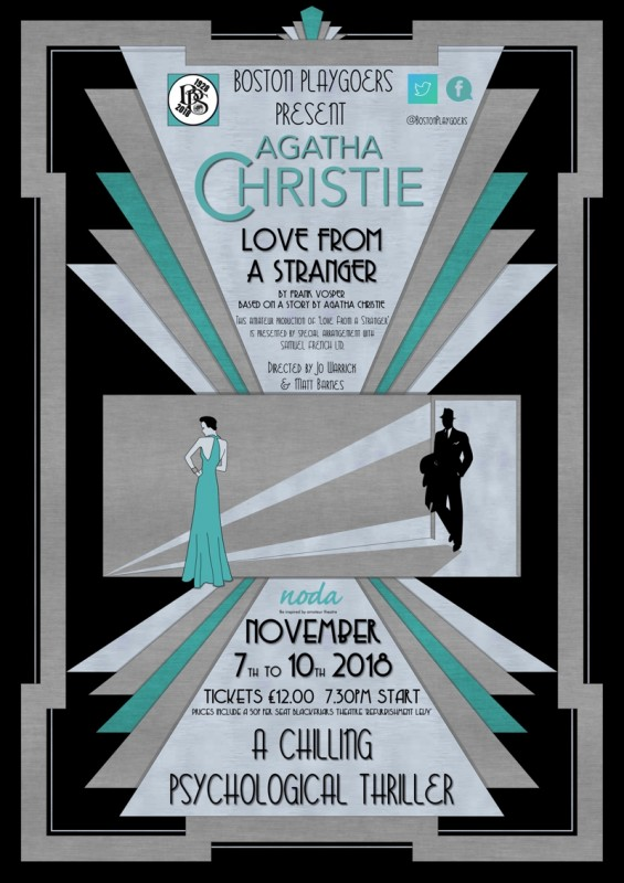 Agatha Christie 'Love from a Stranger'