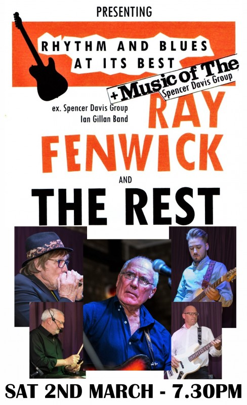 Ray Fenwick and the Rest