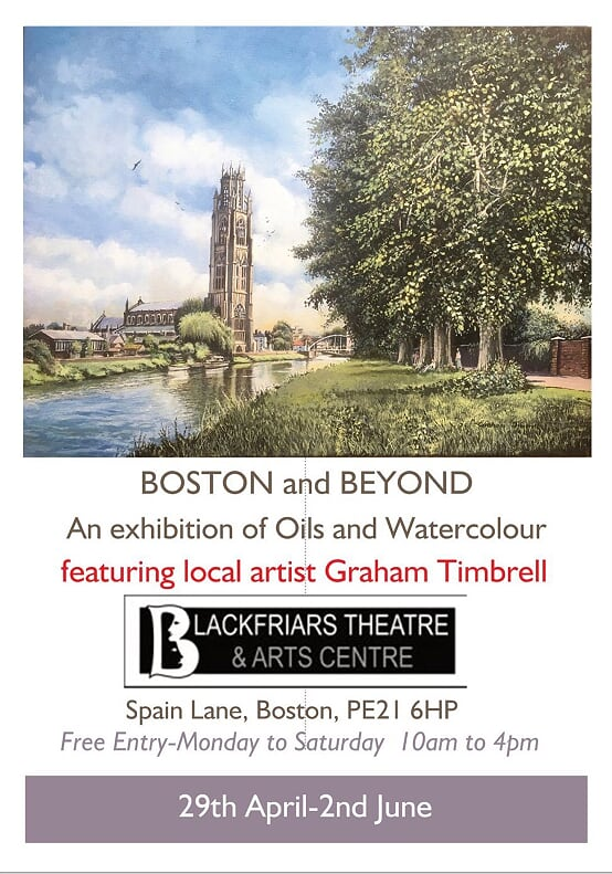 'Boston and Beyond' Art Exhibition