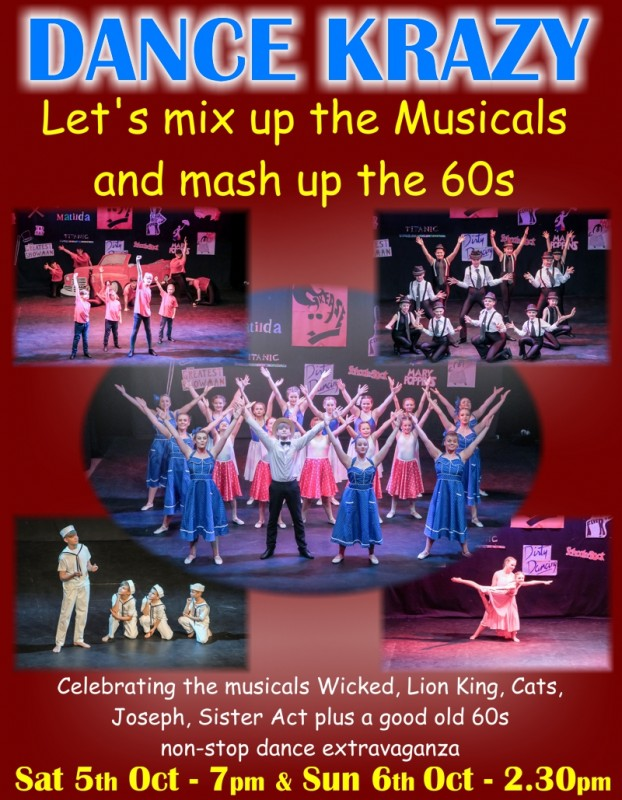 Let's mix up the Musicals and mash up the 60s