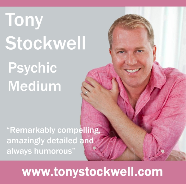 An Evening of Mediumship with TV Psychic Tony Stockwell