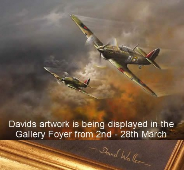 An Exhibition of works by David Waller