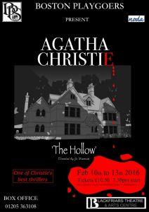 Agatha Christie - The Hollow