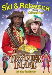 CBEEBIES Sid and Rebecca in Treasure Island