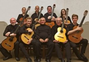 SOLO - Classical Guitar Ensemble of South Lincs