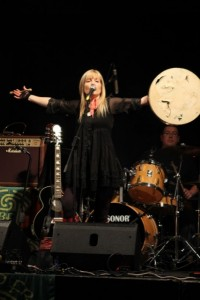 Julie McLelland and The Band From County Hell