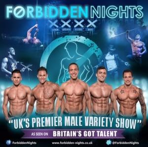 Forbidden Night's 2016