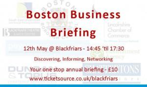 Boston Business Briefing