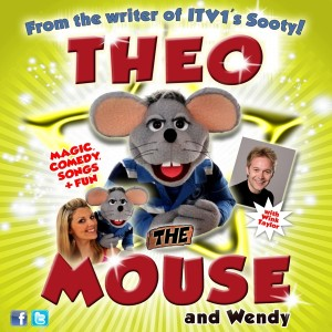 Theo the Mouse and Wendy