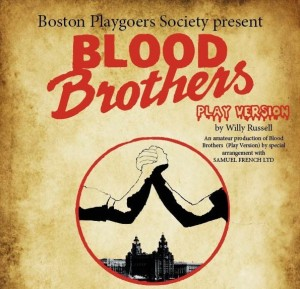 Blood Brothers - The Play Version