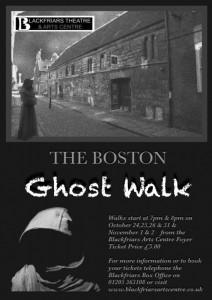 The Boston Ghost Walk