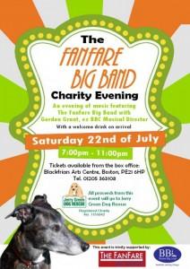 Fanfare Big Band Event