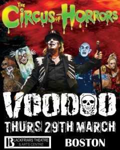 The Circus of Horrors - VOODOO