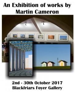 An Exhibition by Martin Cameron