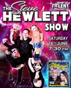 The Steve Hewlett Show