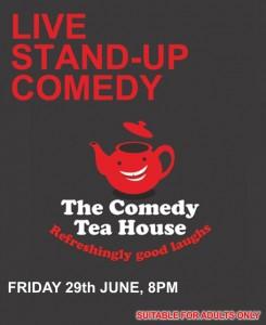 The Comedy Tea House