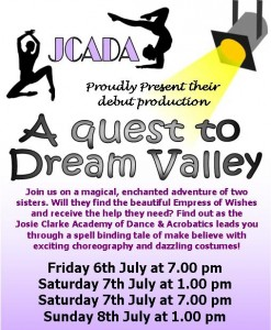A Quest To Dream Valley