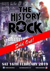 History of Rock - Musical Extravaganza