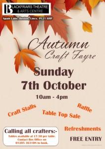 Autumn Craft Fayre