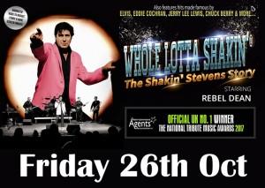 Whole Lotta Shakin - The Shakin' Stevens Story