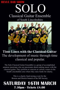 SOLO Classical Guitar Ensemble