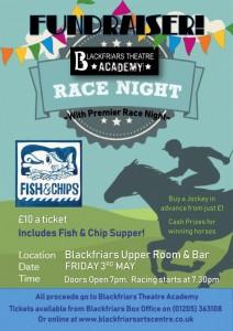 BTA Race Night Fundraiser