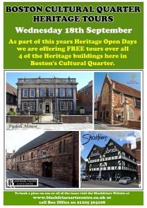 Boston's Cultural Quarter Heritage Tours