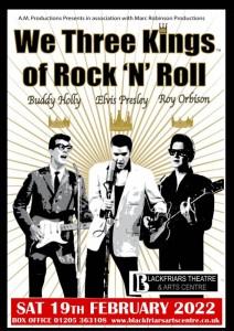 We Three Kings of Rock 'n' Roll  - 2022