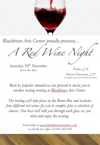 A Red Wine Night