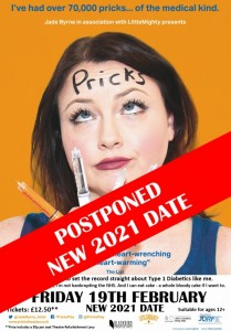 Pricks - NEW 2021 DATE